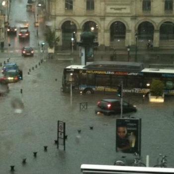 Alerte orages en France jusqu'à samedi 28 juillet 2012