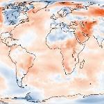 Janvier 2019 plus chaud que la normale dans le Monde