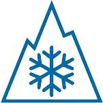 Enneigement sur les Alpes et les Pyrénées & vacances de Noël
