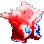 Année 2018 la plus chaude mesurée en France