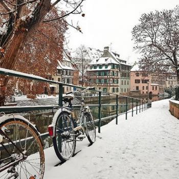Froid, neige, verglas : une petite offensive hivernale