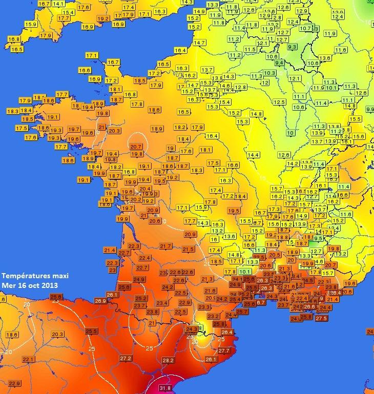 carte espagne france sud